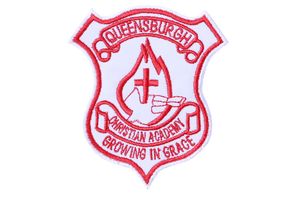 Queensburgh Christian Academy Badge