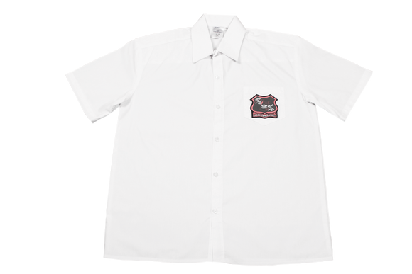 Shortsleeve Emb Shirt - Southlands