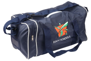 Eden College Barrel Bag- Sports