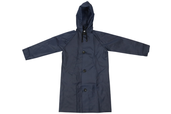 Raincoat Nylon - Navy