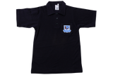 Golf Shirt Navy EMB - Livingstone