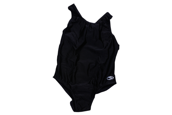 Swimwear Second Skins Black - Girls