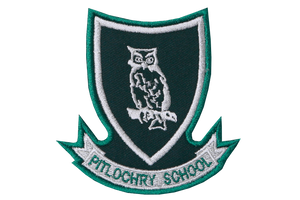 Pitlochry School Badge