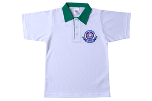 Golf Shirt Moisture Management Emb - Sathya Sai