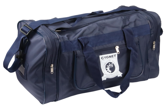 Cygnet Barrel Bag