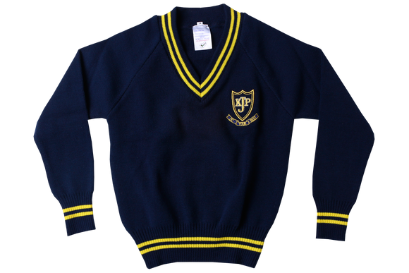 Longsleeve Emb Jersey - Kloof Junior