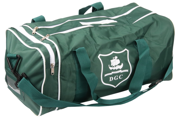 Durban Girls College Barrel Bag- Sport