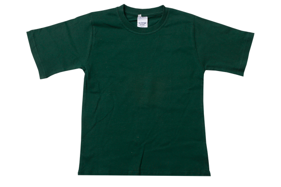 T-Shirt Plain - Bottle