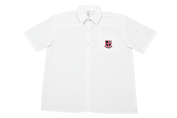 Shortsleeve Emb Shirt - Clifton