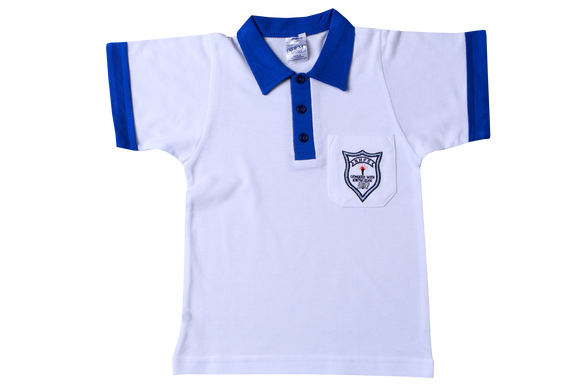 Golf Shirt EMB - Reservoir Primary