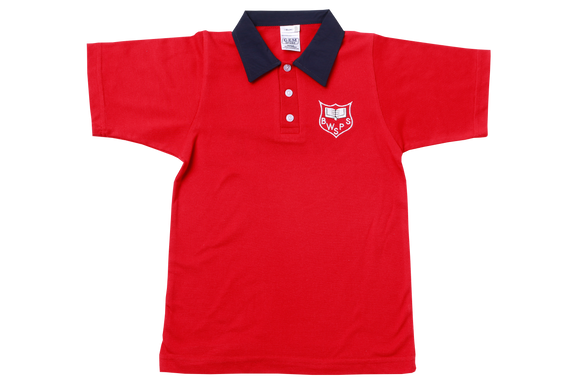 Golf Shirt EMB - Berea West (Gr 4-7)