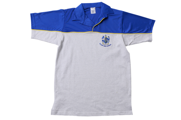 Golf Shirt Micro Emb - Kloof High School (Summer)