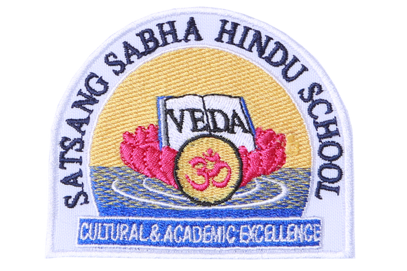 Badge - Satsang Sabha