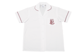 Shortsleeve Blouse Emb - New West Secondary School