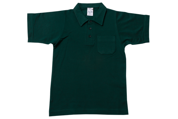 Golf Shirt Plain -Bottle