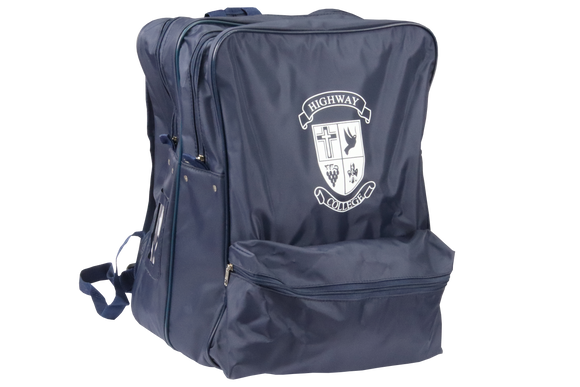 Highway College Senior Backpack Bag