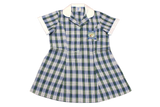 Tartan Emb Dress - Cygnet