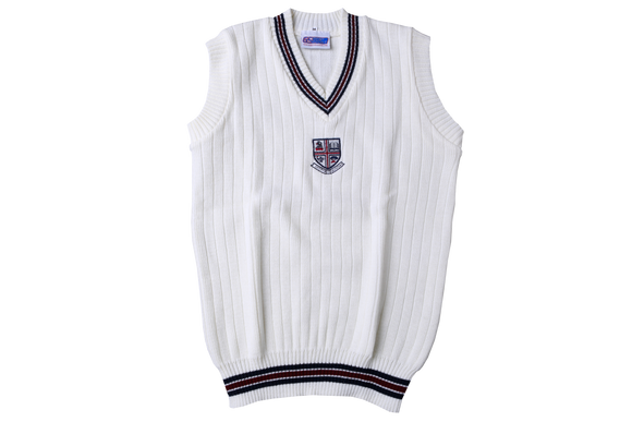 Sleeveless Emb Jersey - Westville Boys' High School Cricket