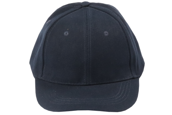Plain Navy Baseball Cap