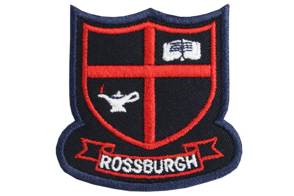 Rossburgh Shirt Badge