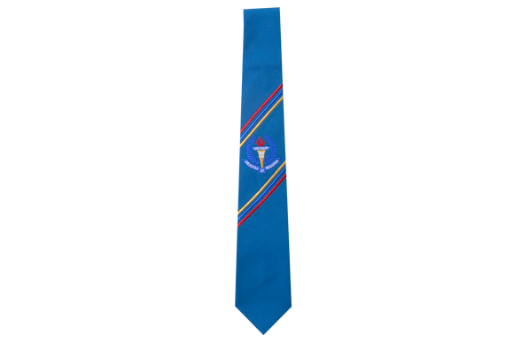 Embroidered Tie - Centenary