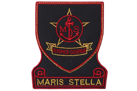 Badge Blazer - Maris Stella