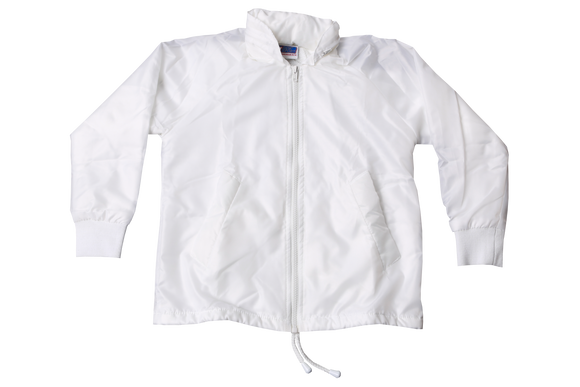 Anorack (Dry Mac) Jacket  - White