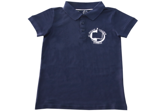 Al-Falaah Pre-School Golf Shirt - Navy (New 2021)