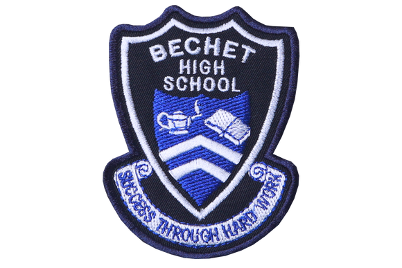 Bechet High School Badge