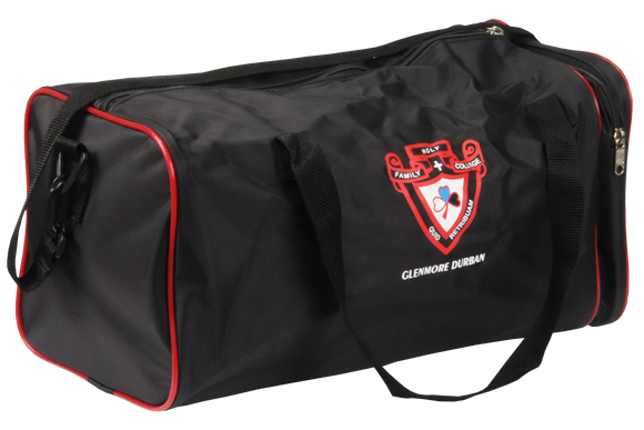 Holy Family College Barrel Bag- Junior