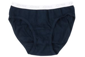 Underwear Girls Jockey - Navy (3pk)