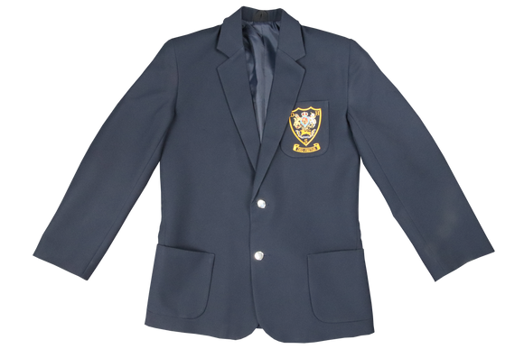 Gents Emb Blazer - Durban High School Navy