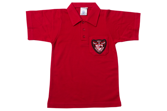 Golf Shirt EMB - Holy Family College ( P.E )