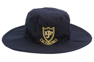 Floppy Hat Navy Emb - Kloof Junior Primary