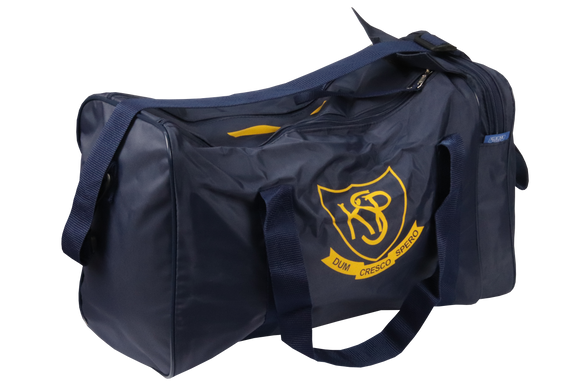 Kloof Senior Barrel Bag