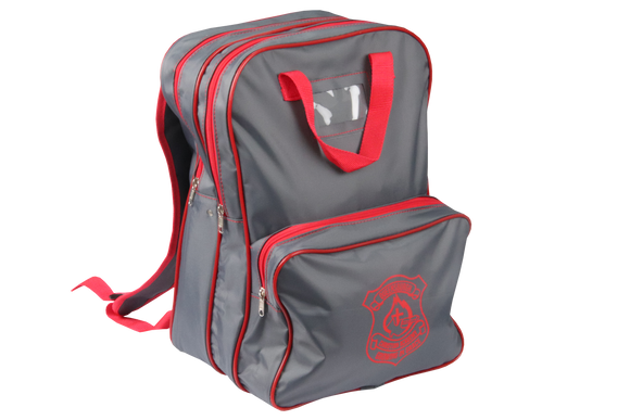 Queensburgh Christian Backpack Bag