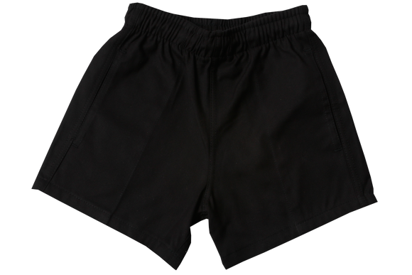 Boxer Shorts 2 Pocket - Black