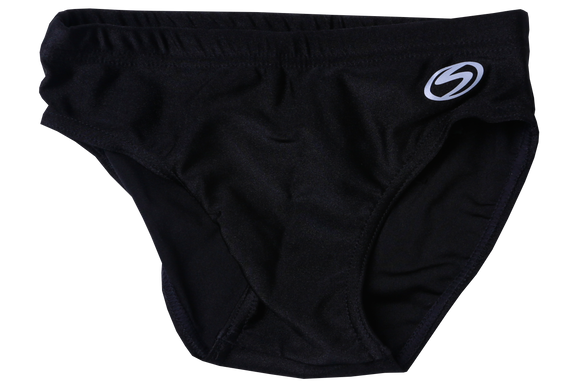 Swimwear Second Skins Black - Boys