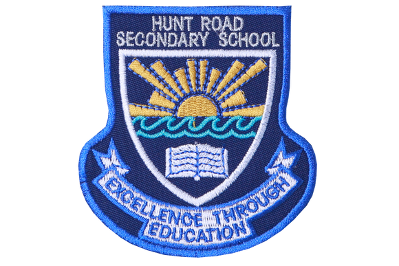 Badge Blazer - Hunt Road