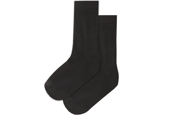 Boys Anklet Socks - Charcoal