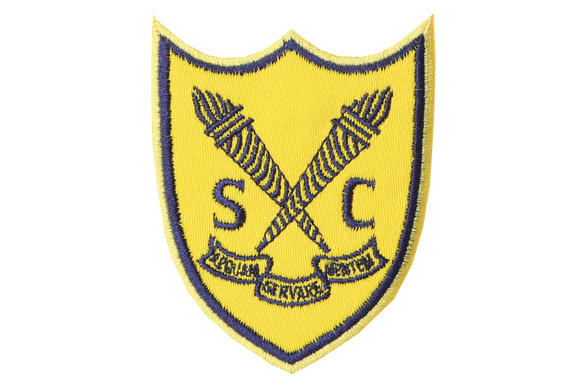 Badge Blazer - Sastri College