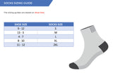 Rugby Socks Nylon - White