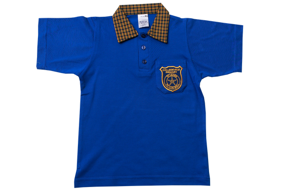 Golf Shirt EMB - Collegevale