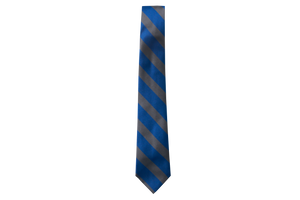 Striped Tie - Grosvenor