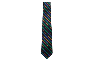 Striped Tie - George Campbell