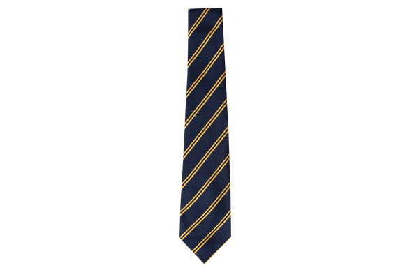 Striped Tie - Marist Bros