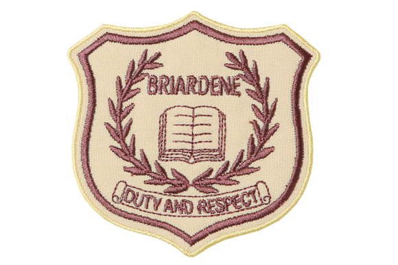 Briardene Badge