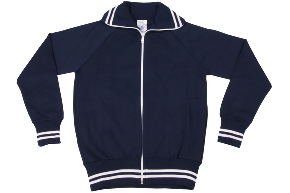 PDR Tracksuit Set - Navy/White