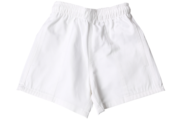 Boxer Shorts 2 Pocket - White