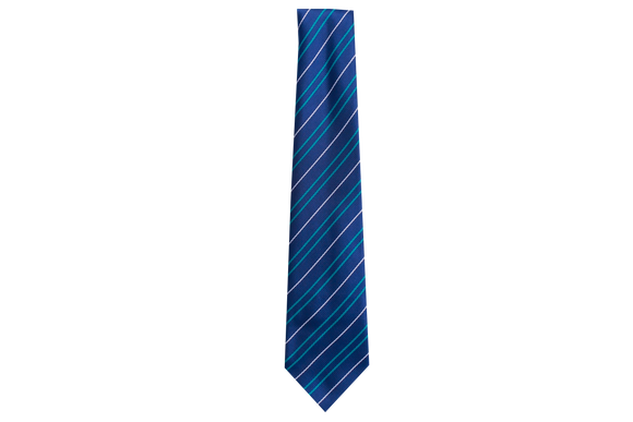 Striped Tie - Rippon Road